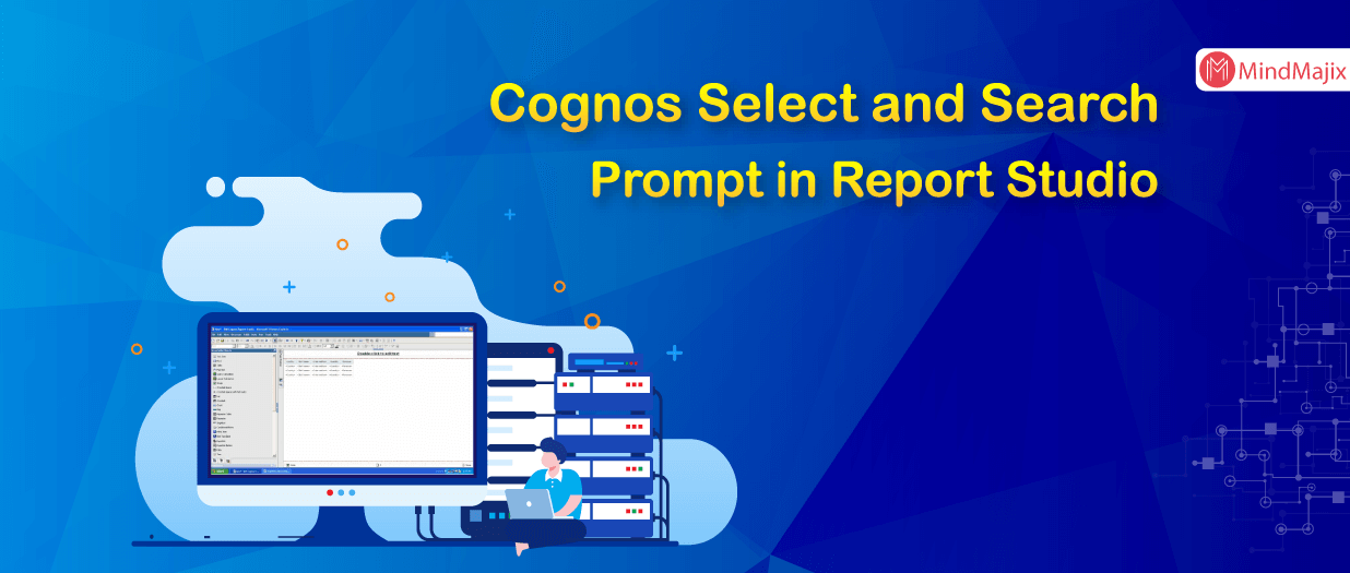Cognos Select and Search Prompt in Report Studio