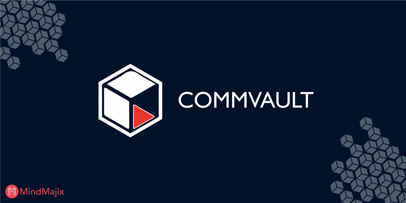 commVault-tutorial