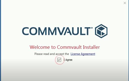 Commvault Installer