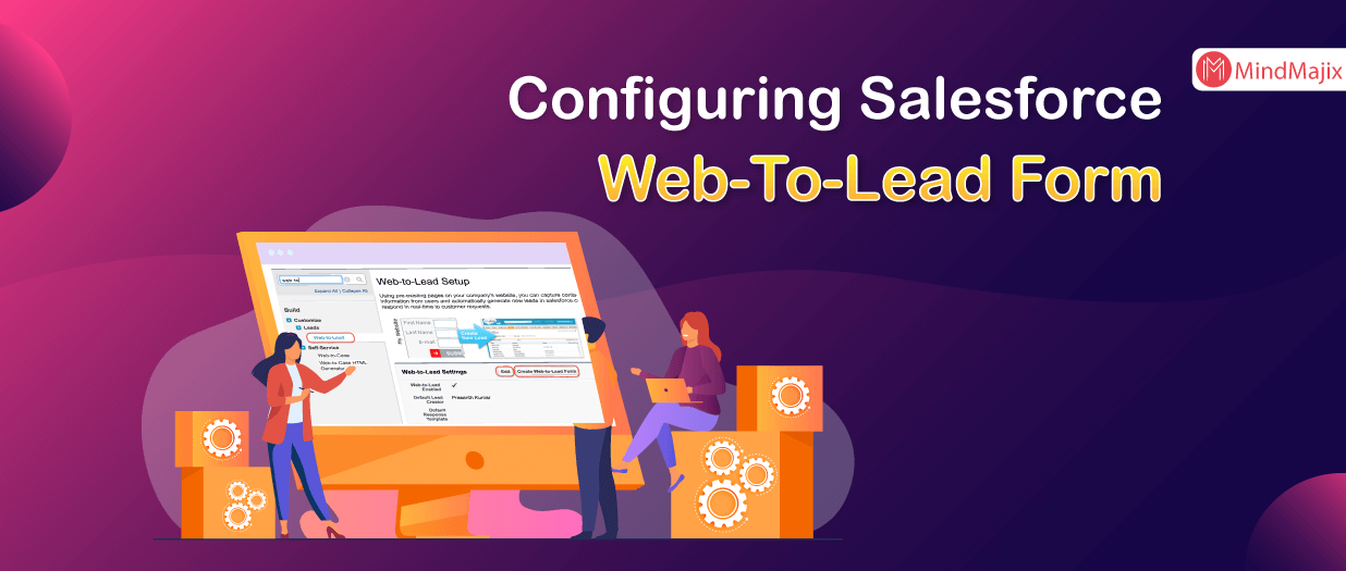 Configuring Salesforce Web-To-Lead Form