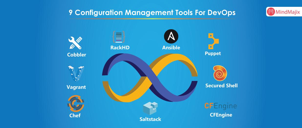 9 Configuration Management Tools For DevOps