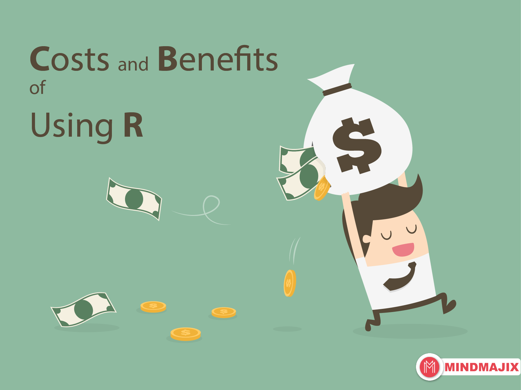 Costs and Benefits of Using R