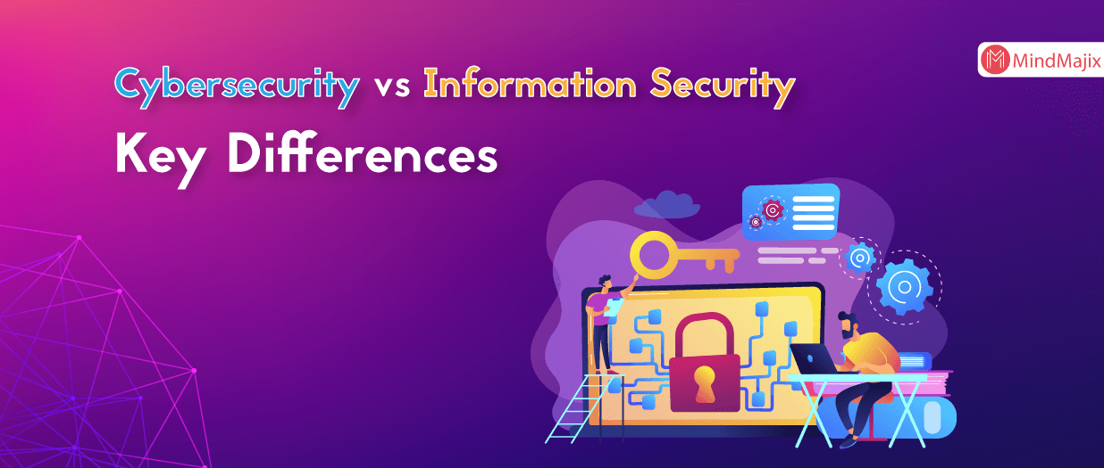Cybersecurity vs Information Security - Key Differences