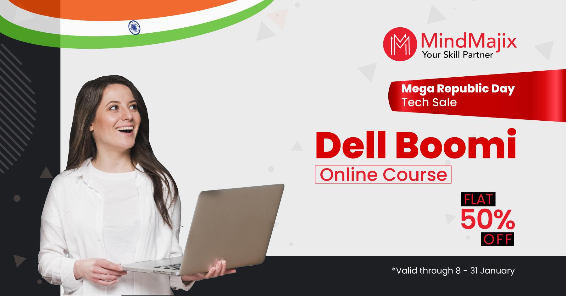 Dell Boomi Mega Republic Day Tech Sale Offer
