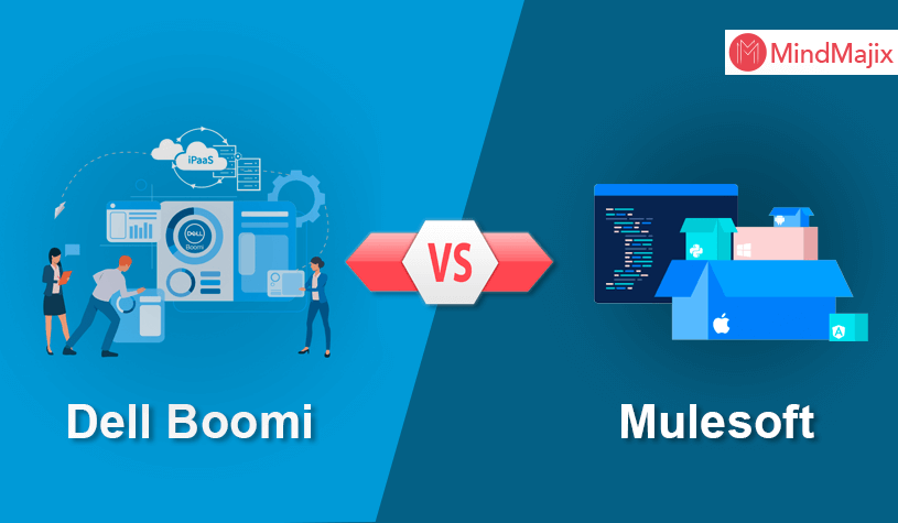 Dell Boomi vs MuleSoft - What's the Difference