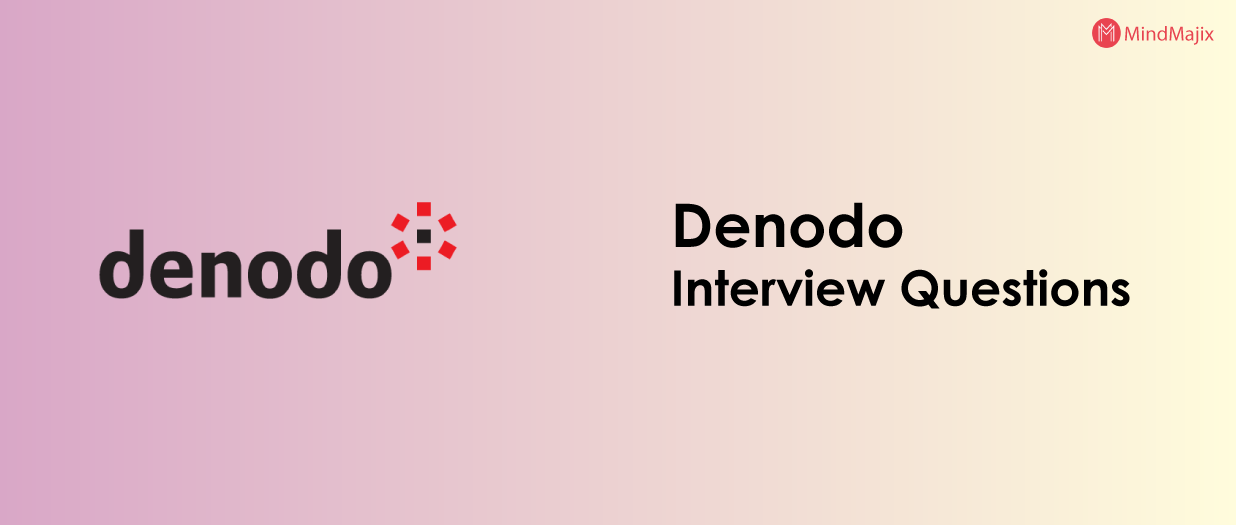 Denodo Interview Questions