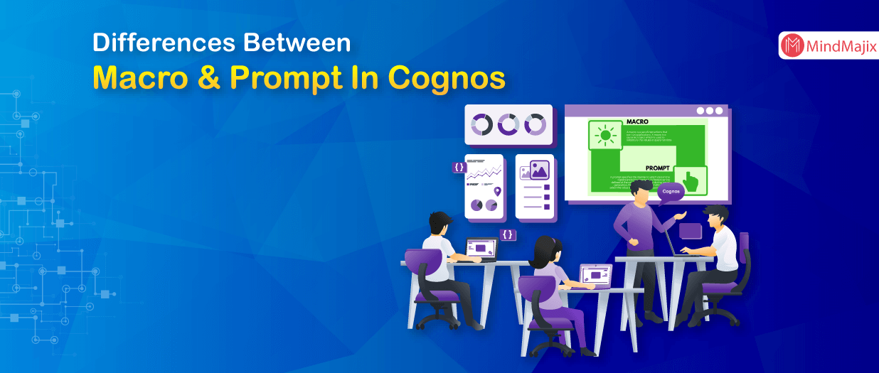Differences Between Macro & Prompt In Cognos