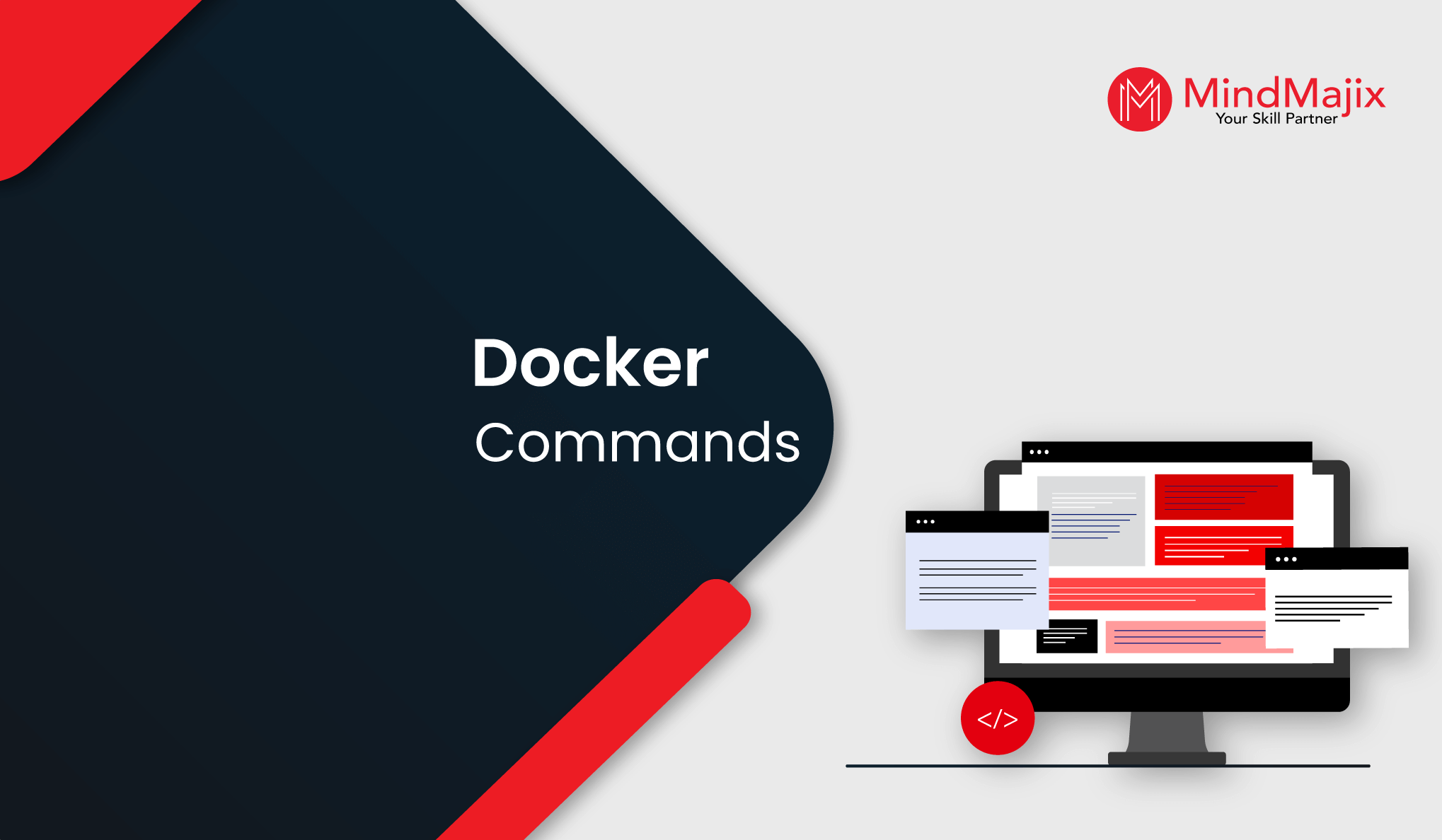 Docker Commands with Examples for Container Operations