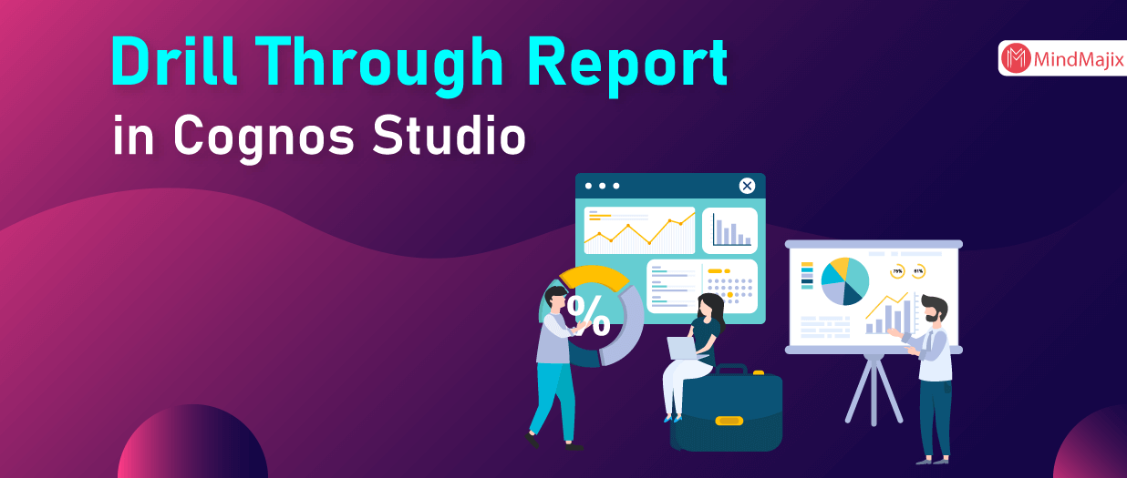 Drill Through Report in Cognos Studio