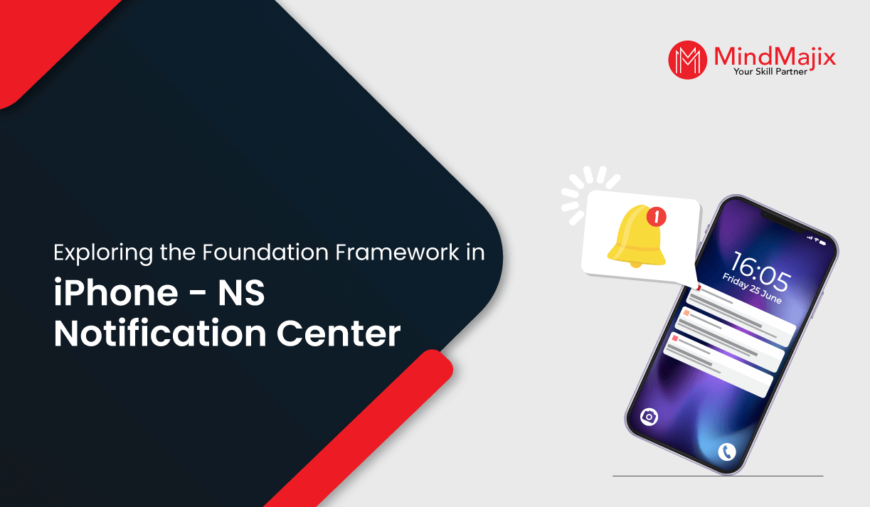 Exploring the Foundation Framework in iPhone- NS Notification Center