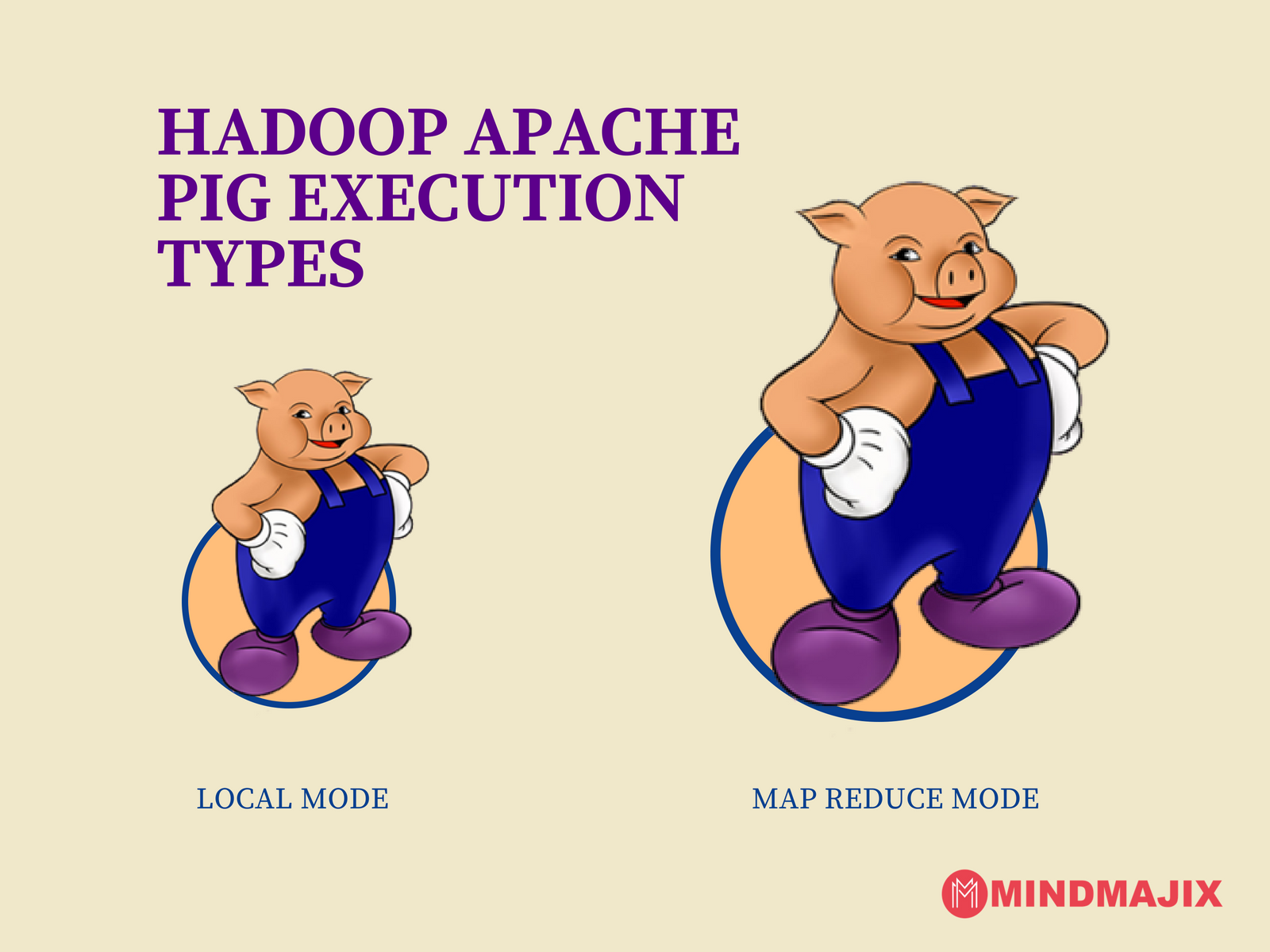 Hadoop Apache Pig Execution Types