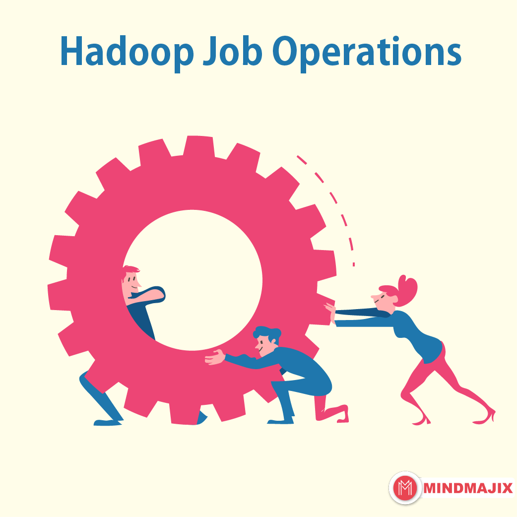 Hadoop Job Operations