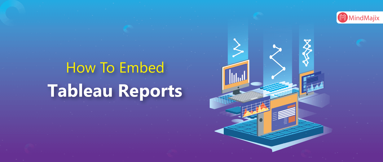 How to embed tableau reports securely on the web?
