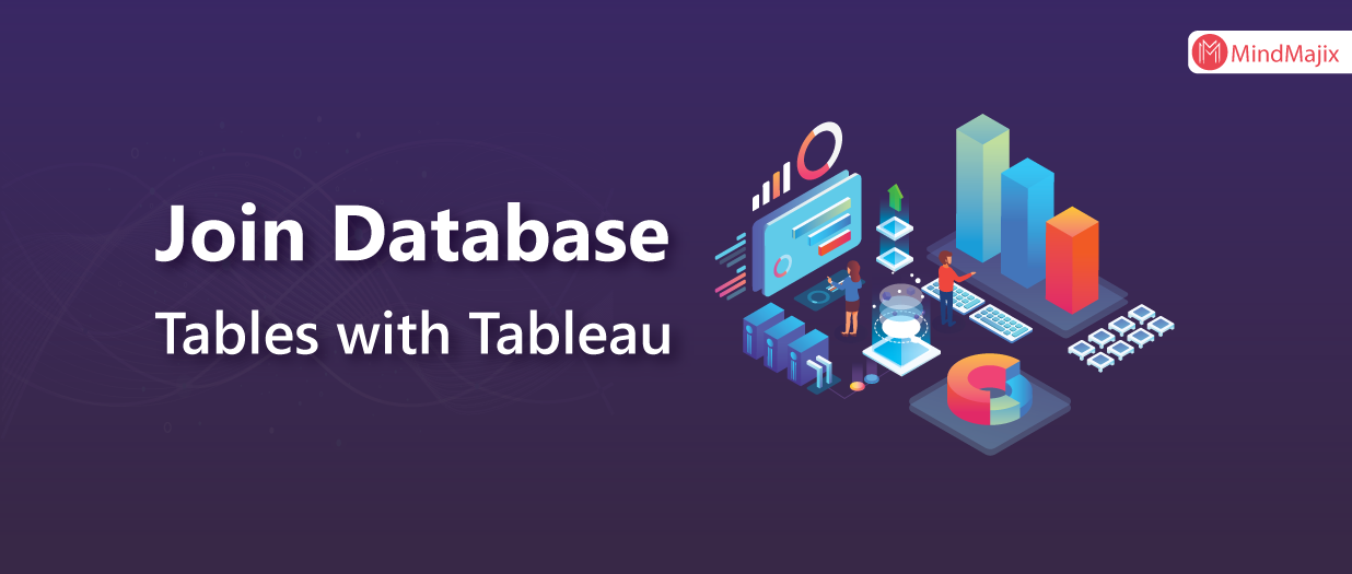 How to Join Database Tables with Tableau