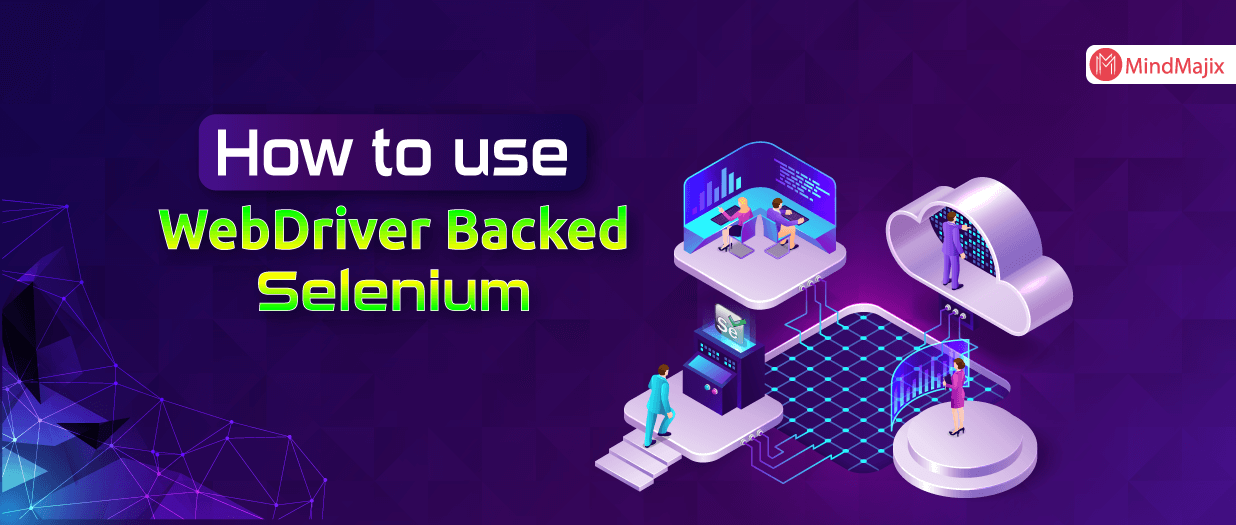 How to use WebDriver Backed Selenium
