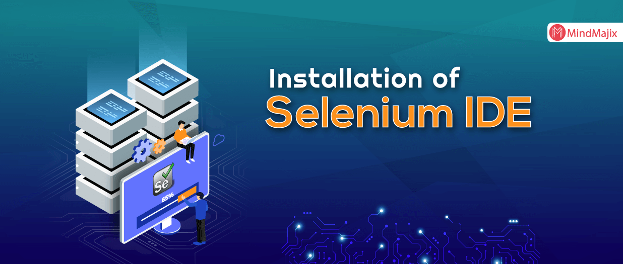 Installation of Selenium IDE