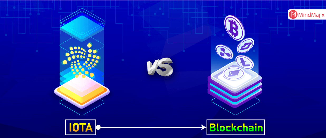 IOTA vs Blockchain in Brief
