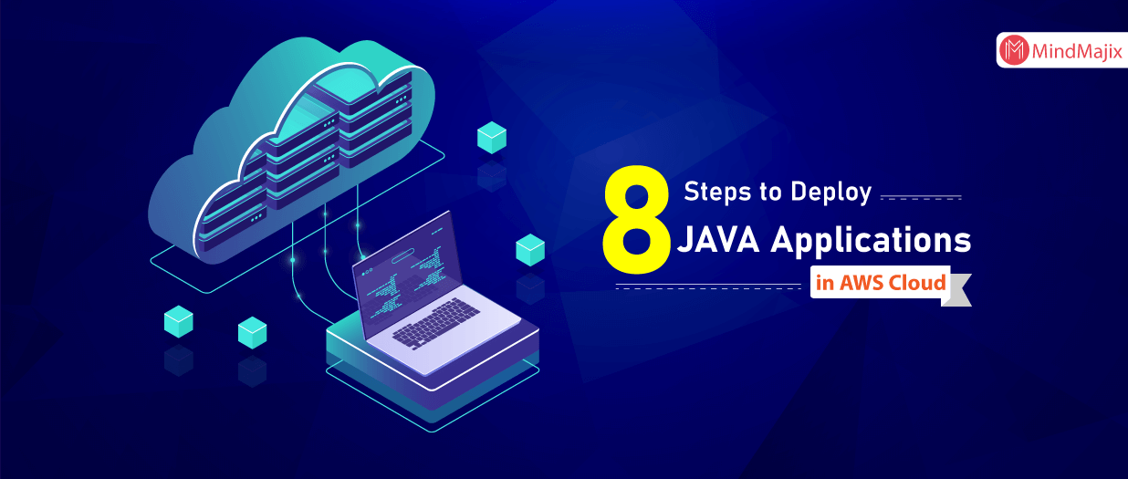 How to deploy a Java enterprise application to AWS cloud