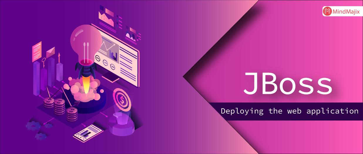 Deploying the web application - JBoss