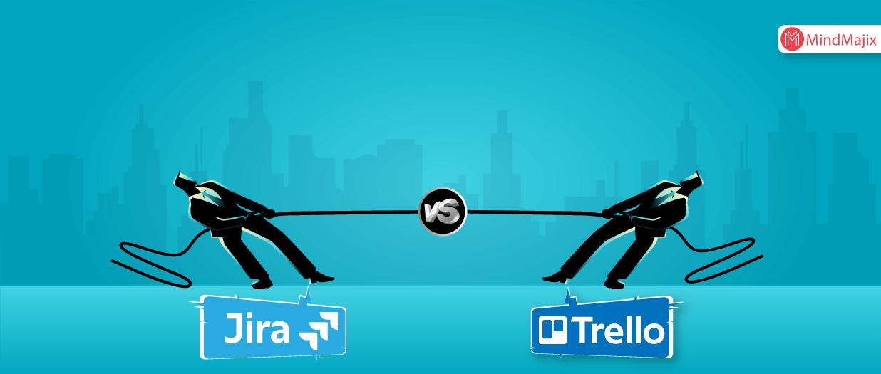 Jira vs Trello - Comparing the Atlassian Project Management Tools