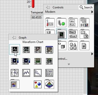 Graphs And Charts In Labview