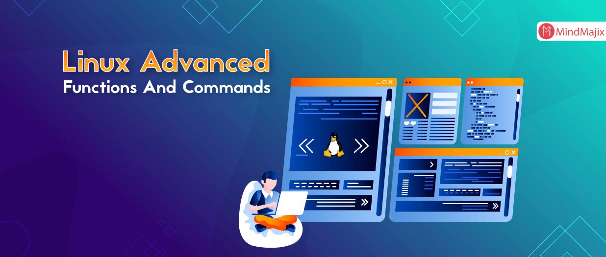 Linux Advanced Functions And Commands