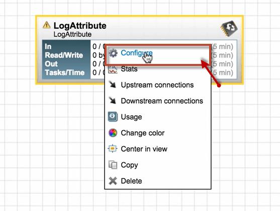logattribute processor