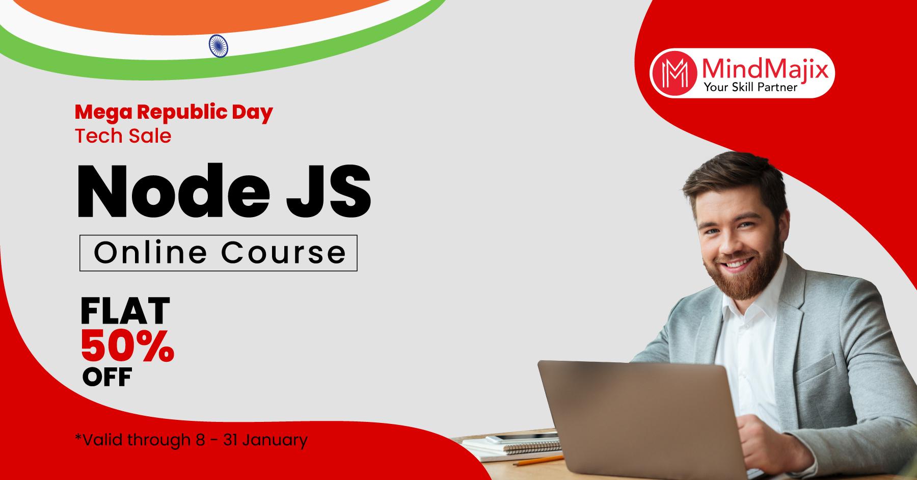 Node JS Training Republic Offer