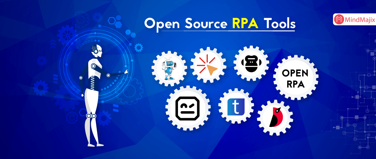 Open Source Robotic Process Automation (RPA) Tools