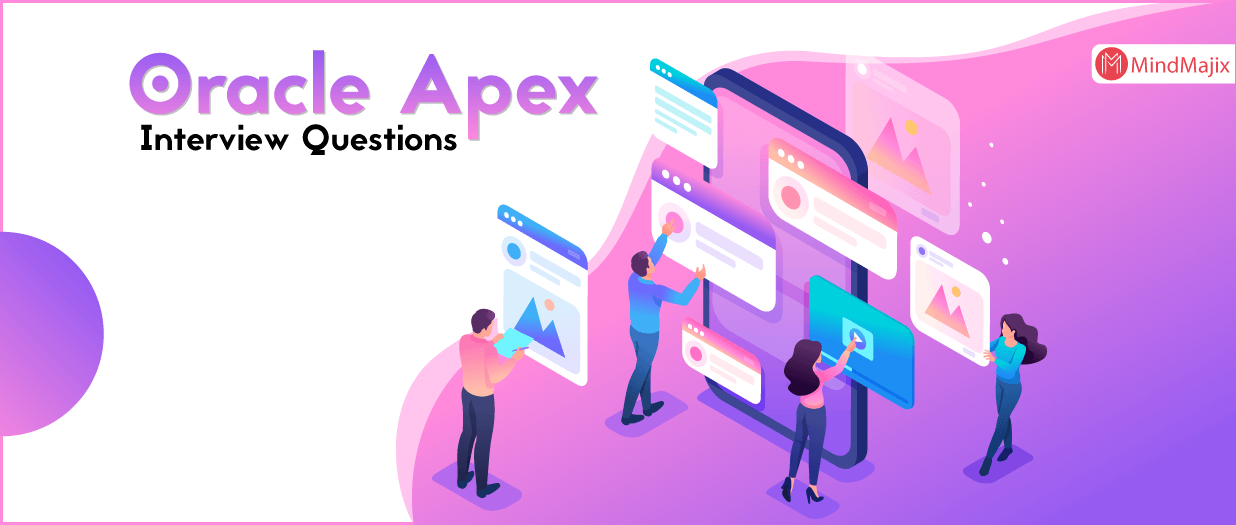 Oracle Apex Interview Questions