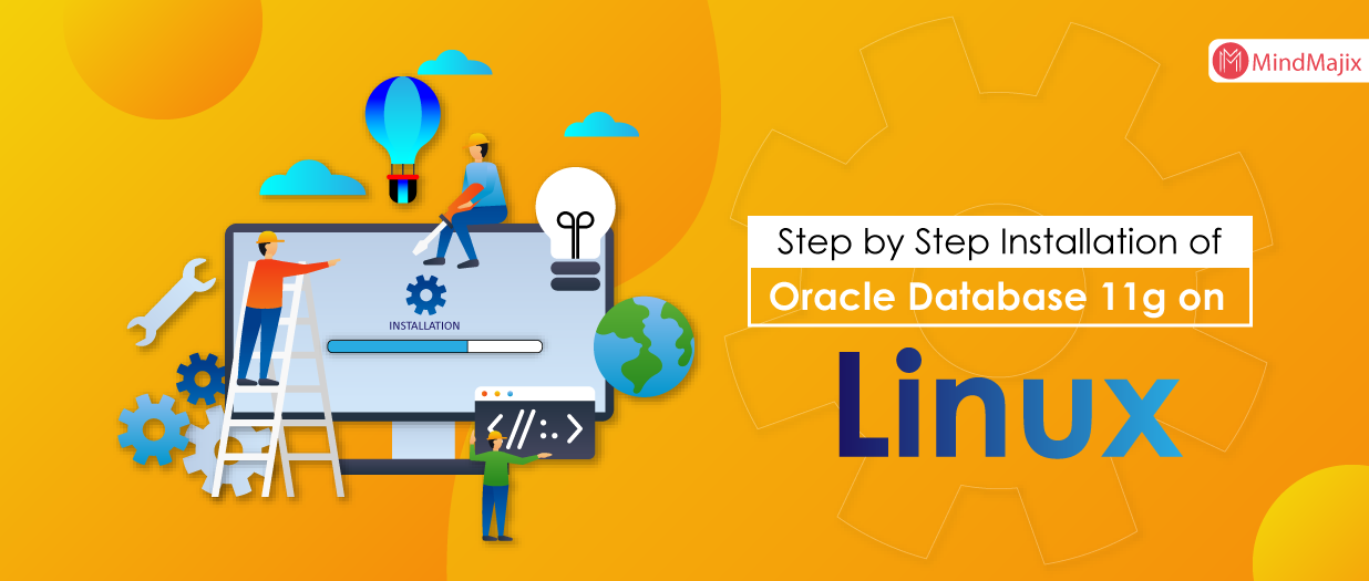 Step by Step Installation of Oracle Database 11g on Linux