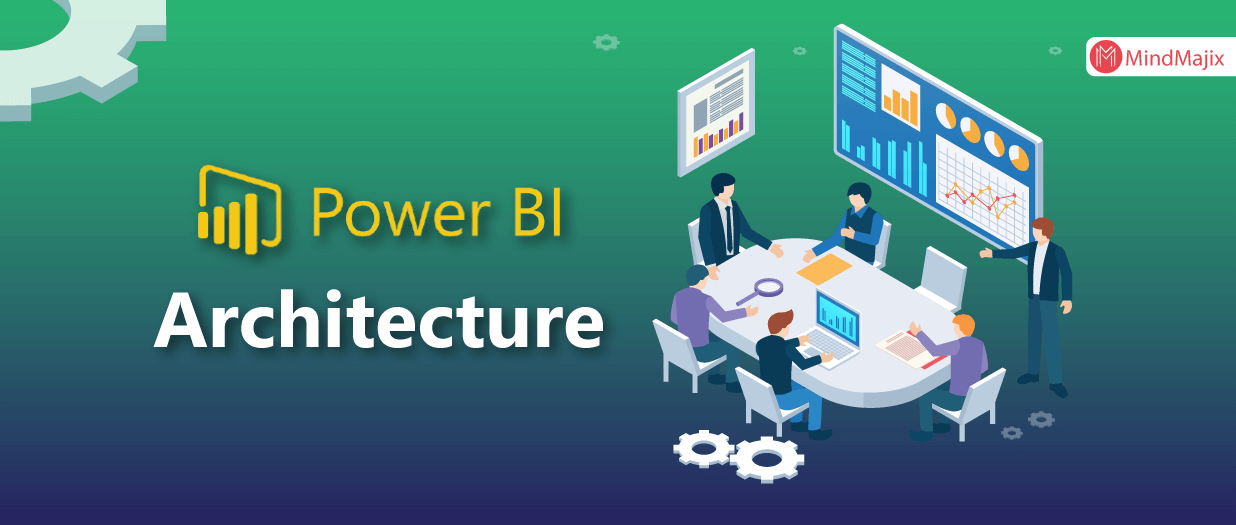 Power BI Architecture: A Complete Tutorial with Diagram