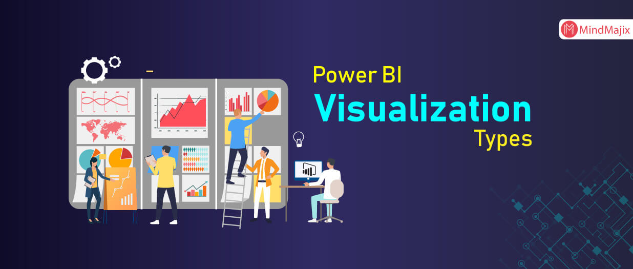 Top 30 Power BI Visualization Types