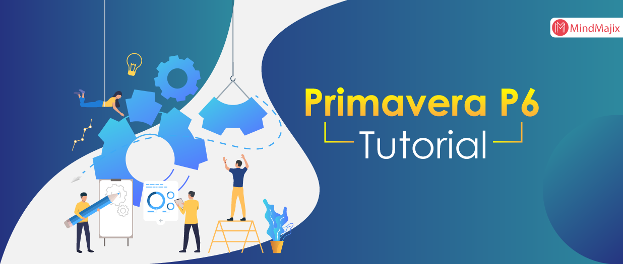 Primavera P6 Tutorial - Learn Primavera P6 Step By Step