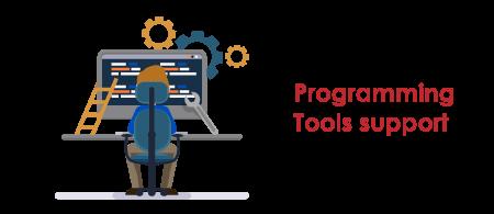 Tableau vs Power BI Programming Tool Support