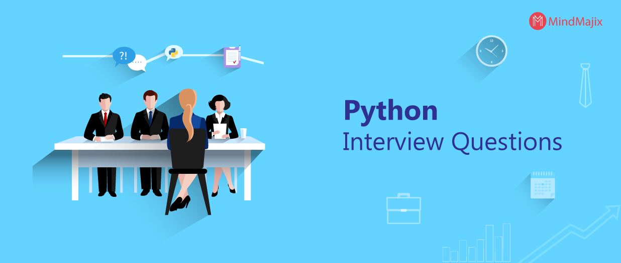 Top 80】 Python Interview Questions & Answers [Updated 2019]
