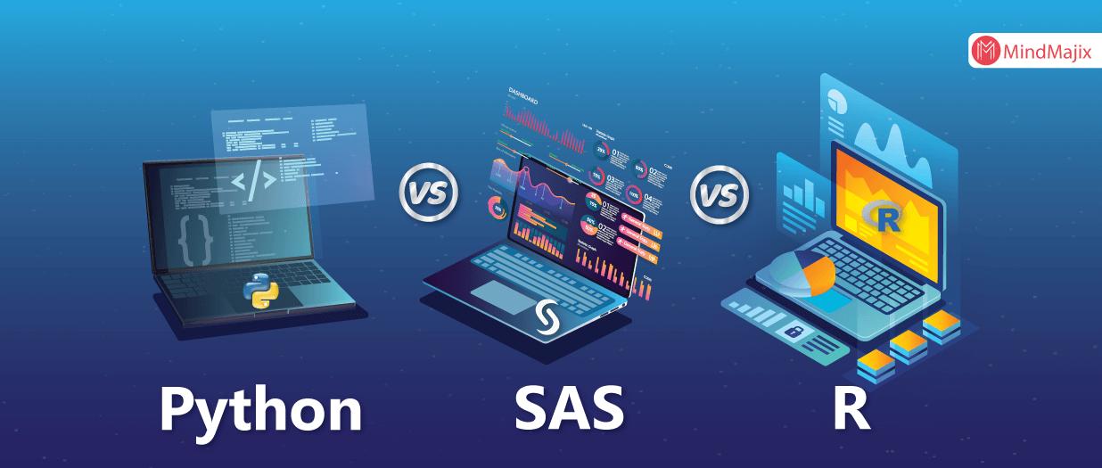 Python vs SAS vs R