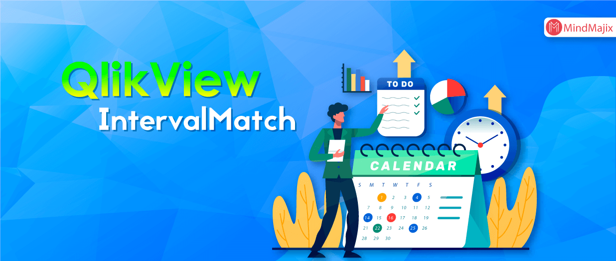 QlikView IntervalMatch Function