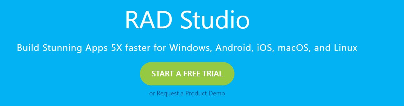 RAD Studio Devlopment Tool