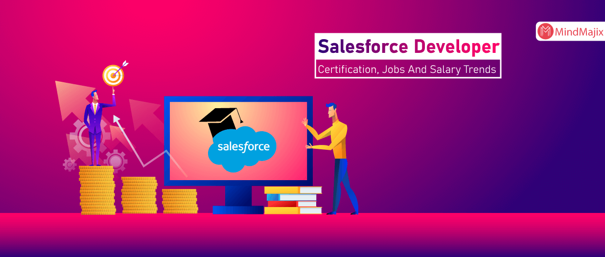 Salesforce Developer Certification, Jobs And Salary Trends