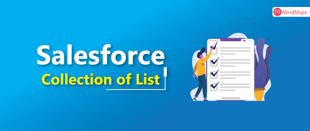 Salesforce Collection of List