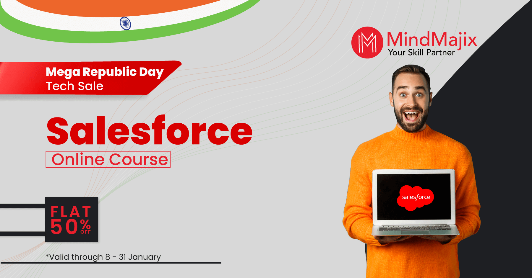 Salesforce Republicday Offer
