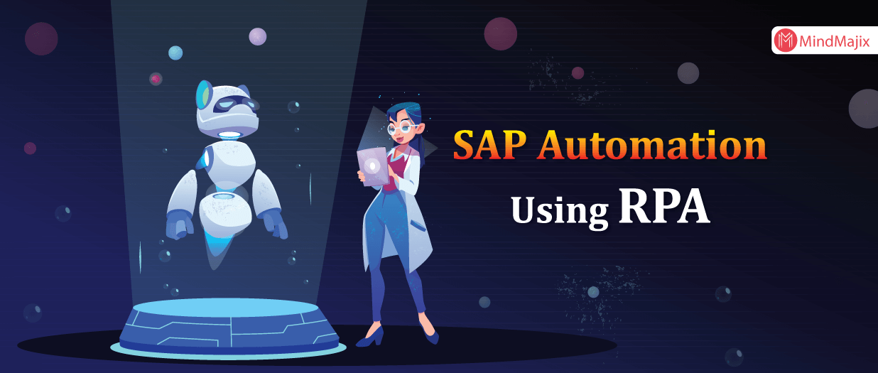 SAP Automation Using RPA | SAP Automation | RPA for SAP