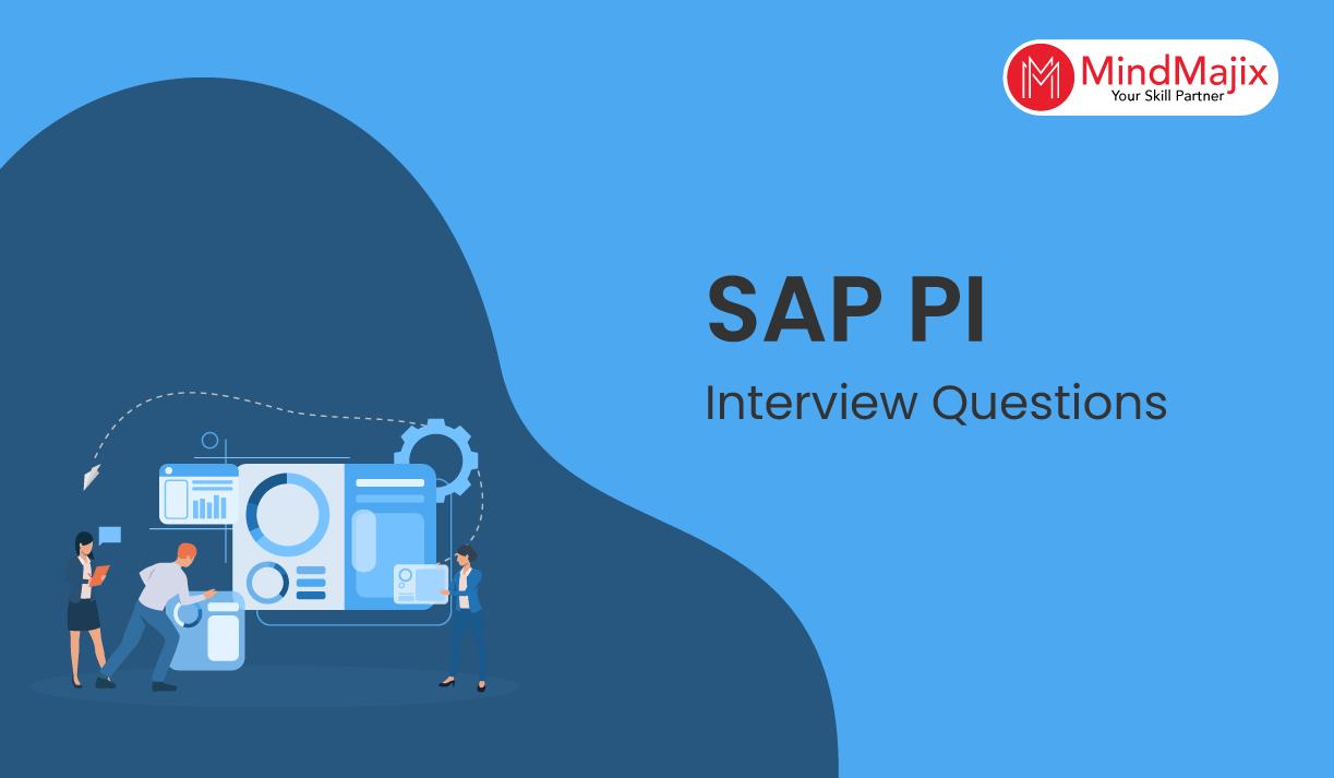SAP PI Interview Questions