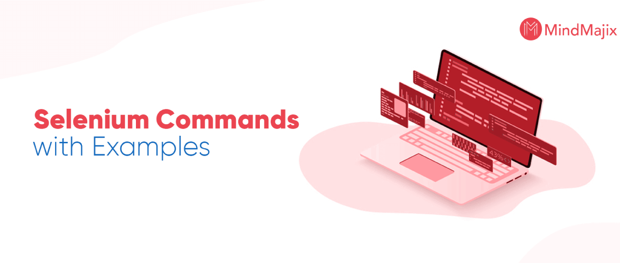 Selenium Commands with Examples - SELENIUM