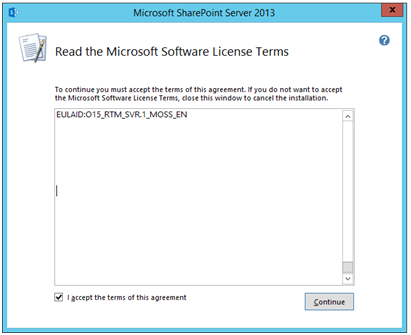 Microsoft Software License