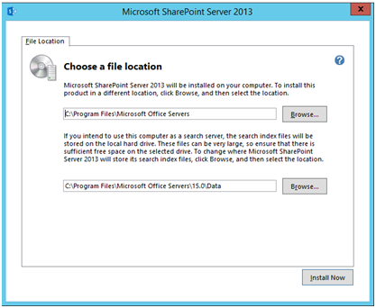 microsoft-sharepoint-server 2013
