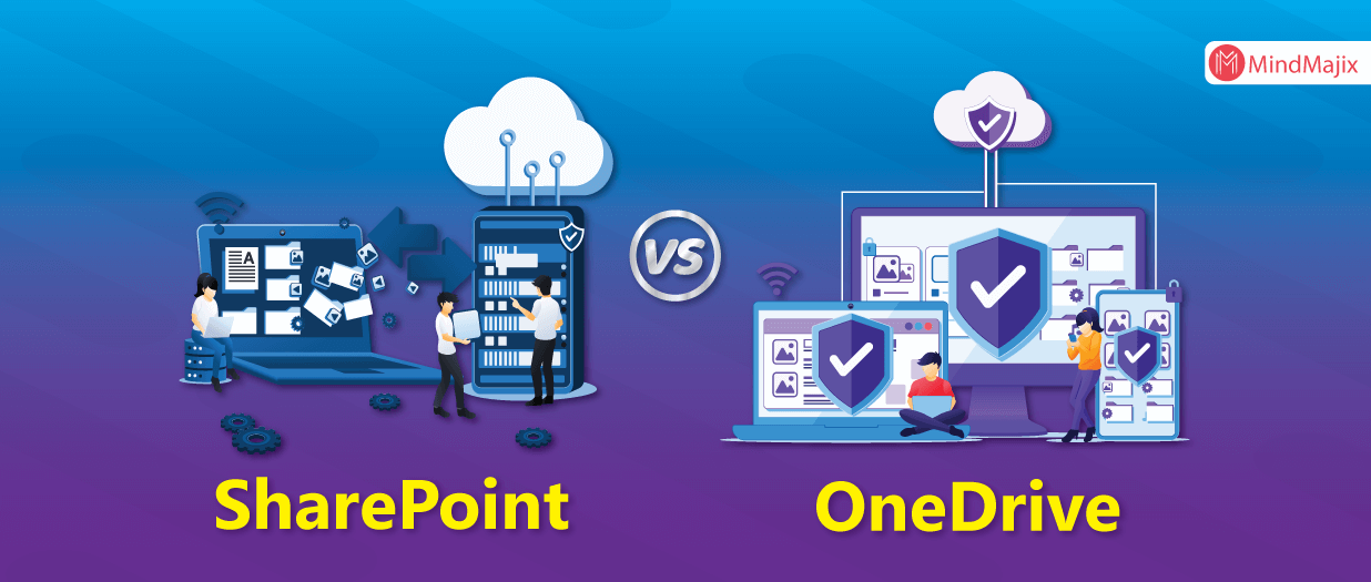 Difference Between Sharepoint and OneDrive - Complete Guide