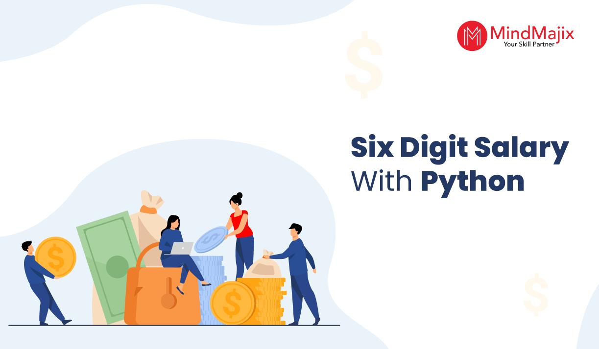 Six Digit Salary With Python