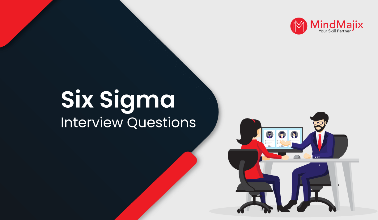 Six Sigma Interview Question and Answers
